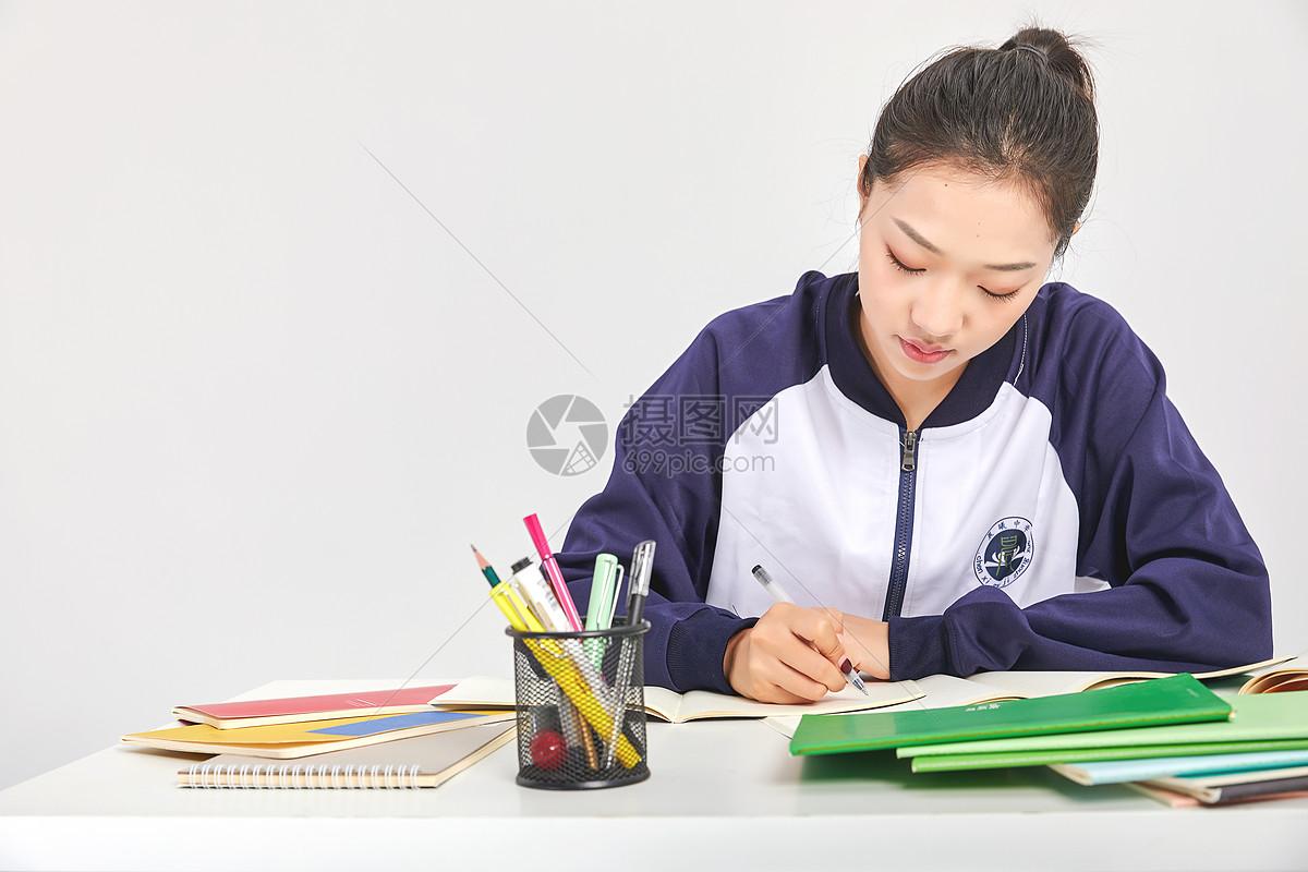 女高中生形象做v形象高中图片素材_免费下载_方法诗词鉴赏动作图片