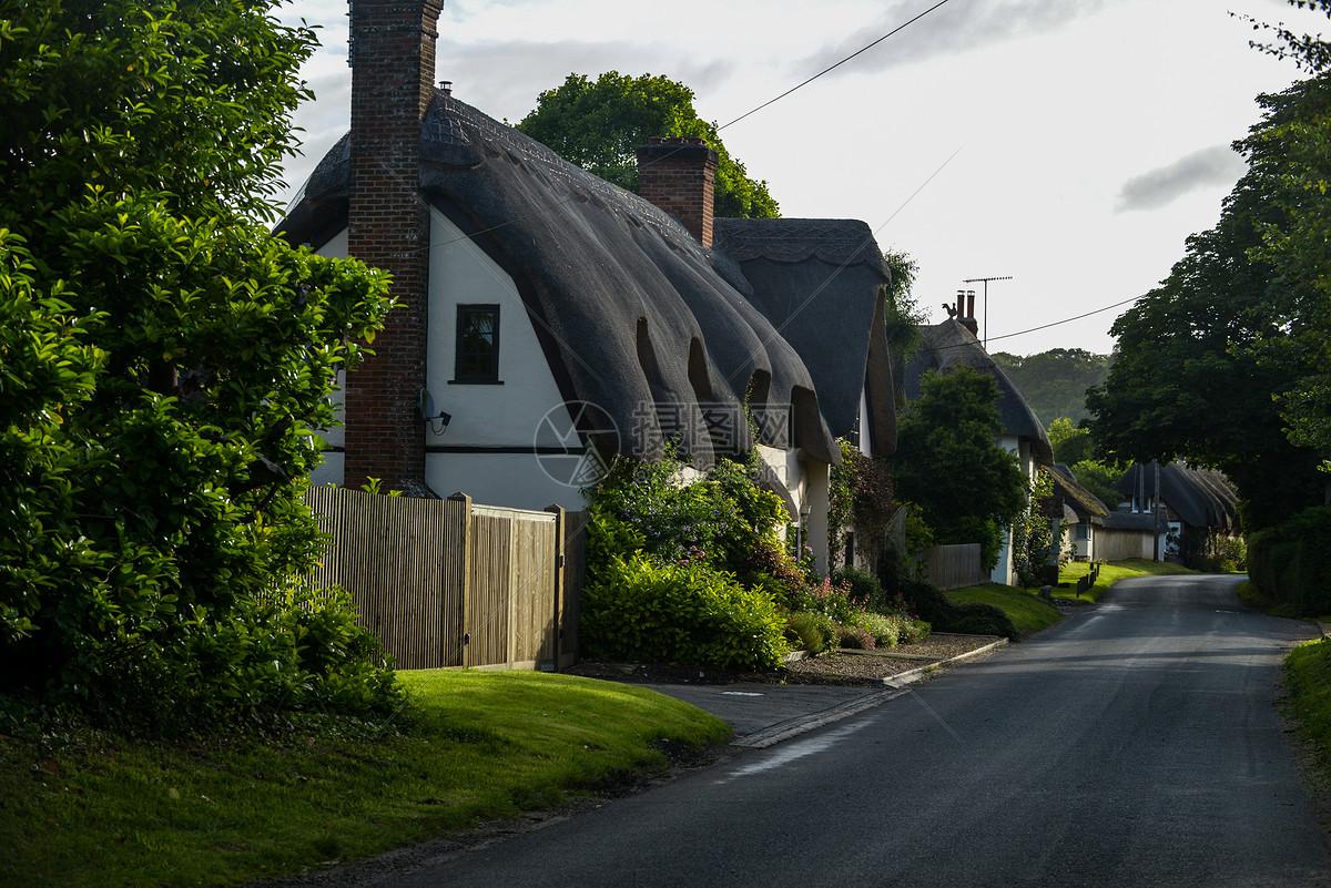 英国英格兰乡村风光