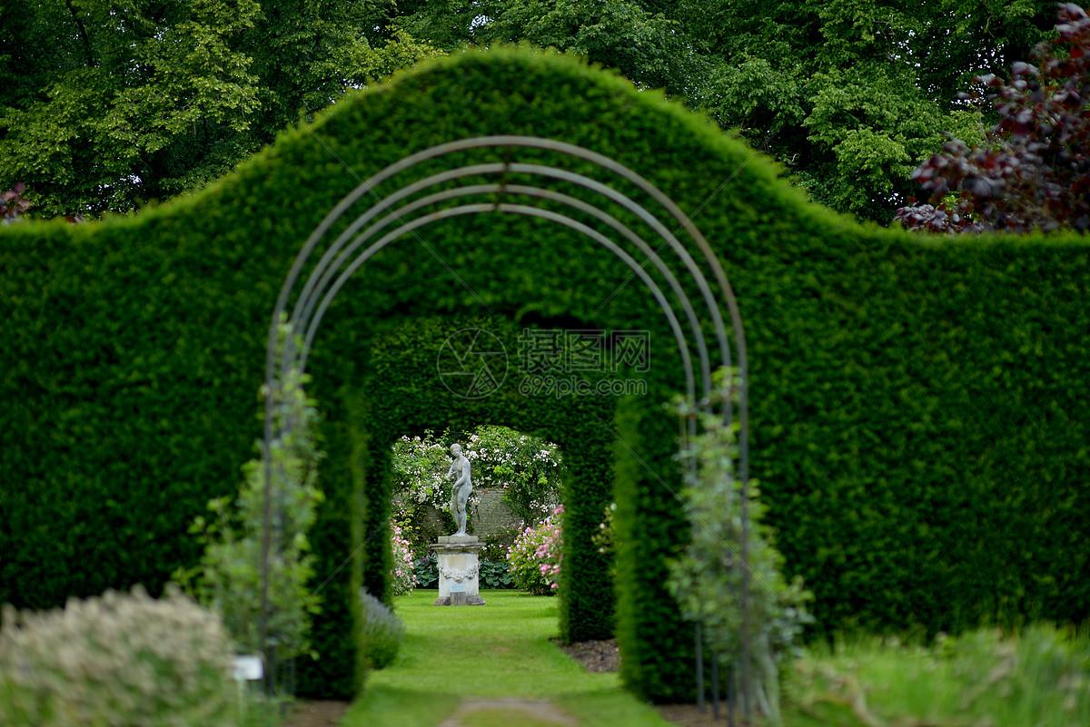 英国霍华德庄园花园园林艺术