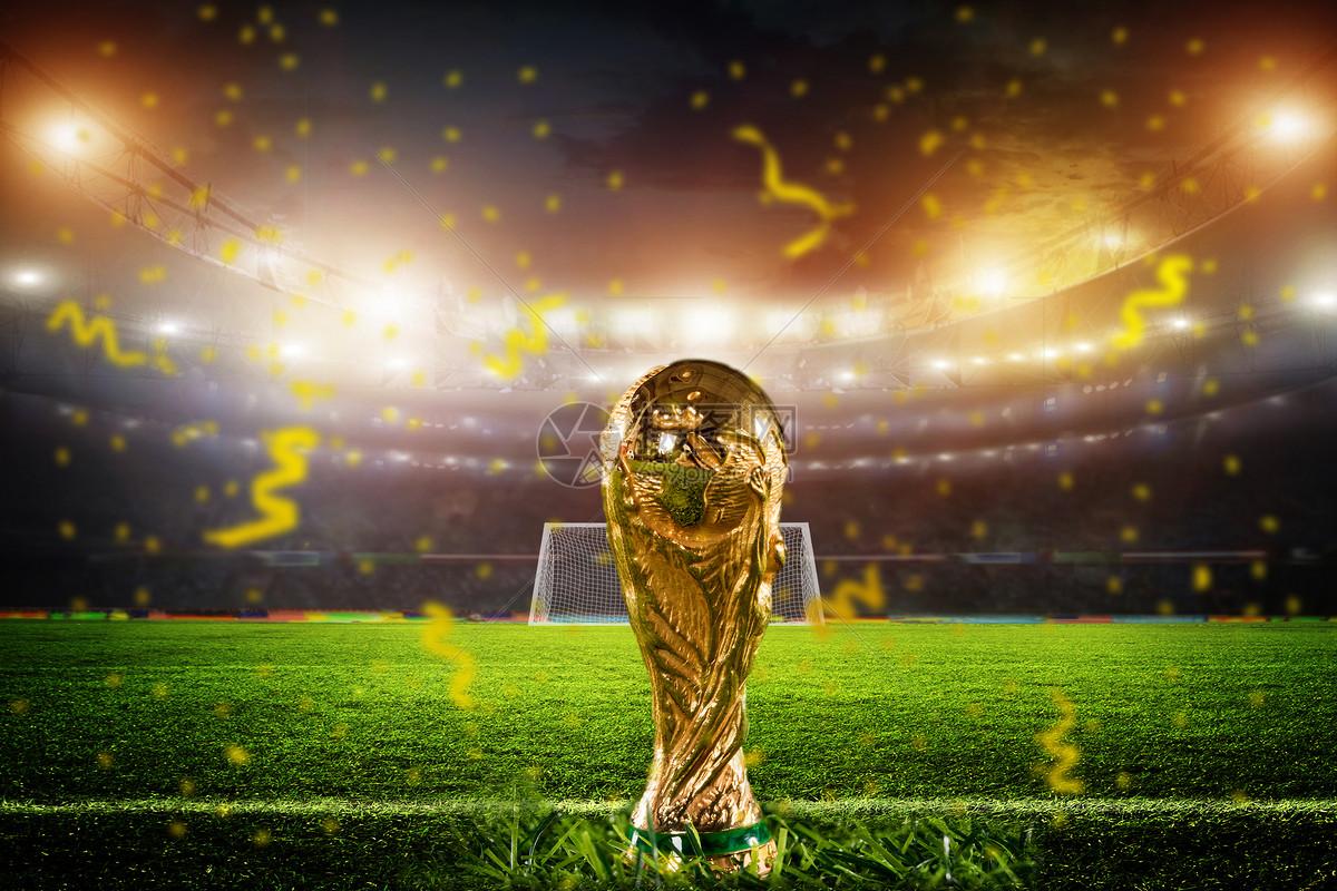 2018俄罗斯世界杯奖杯