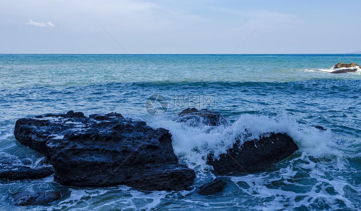 北海涠洲岛海景