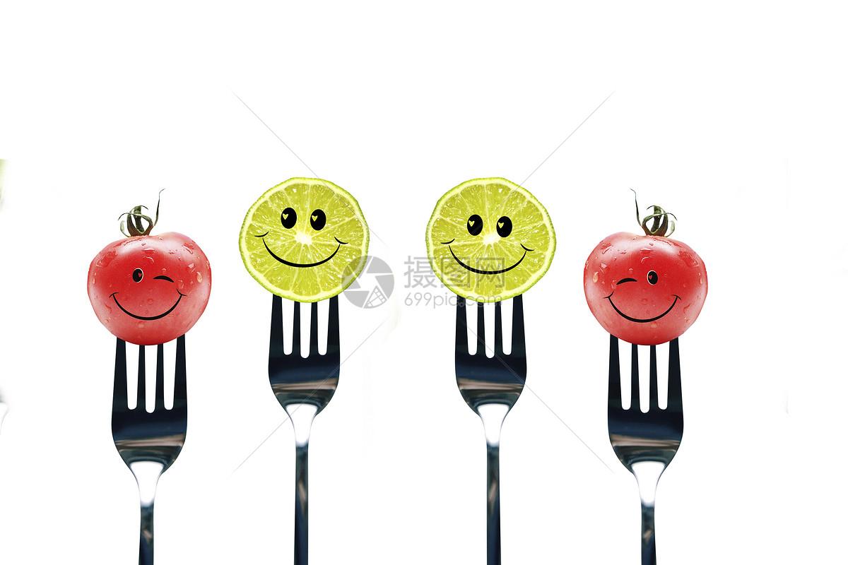 摄图网 创意合成 情感表达 水果可爱表情jpg  分享: qq好友 微信朋友