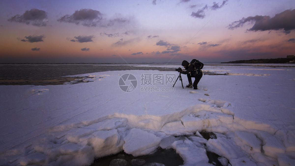 图片 照片 自然风景 海边孤独人像.jpg