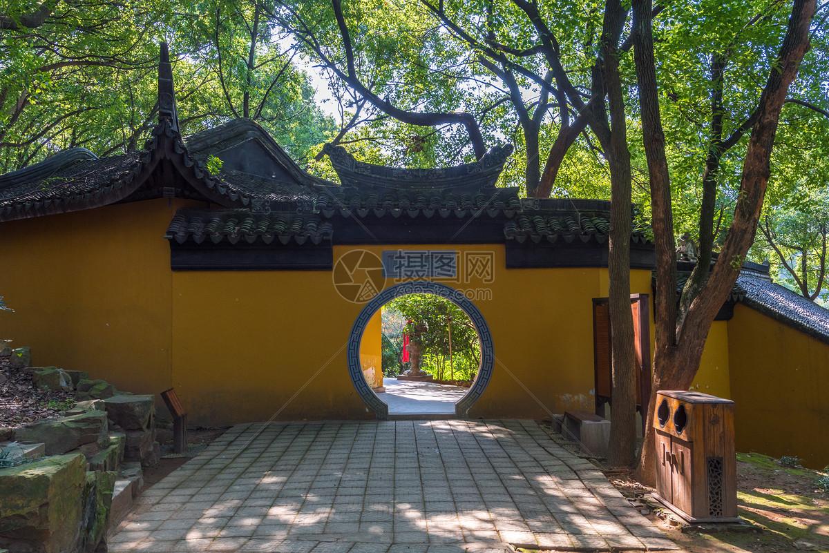 苏州的寺庙图片