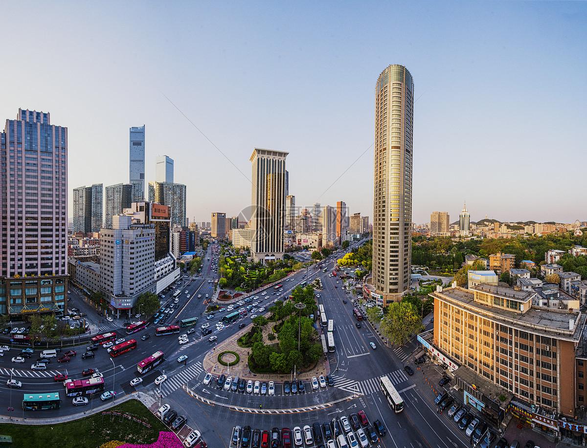 现代城市大连图片
