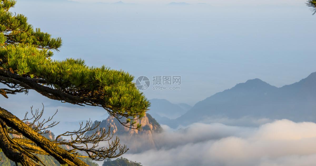 图片 照片 自然风景 锦绣三清山.