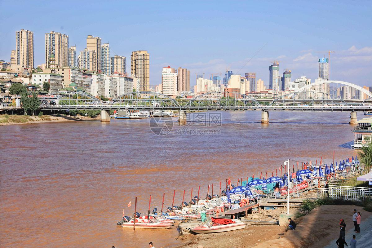 兰州母亲河黄河