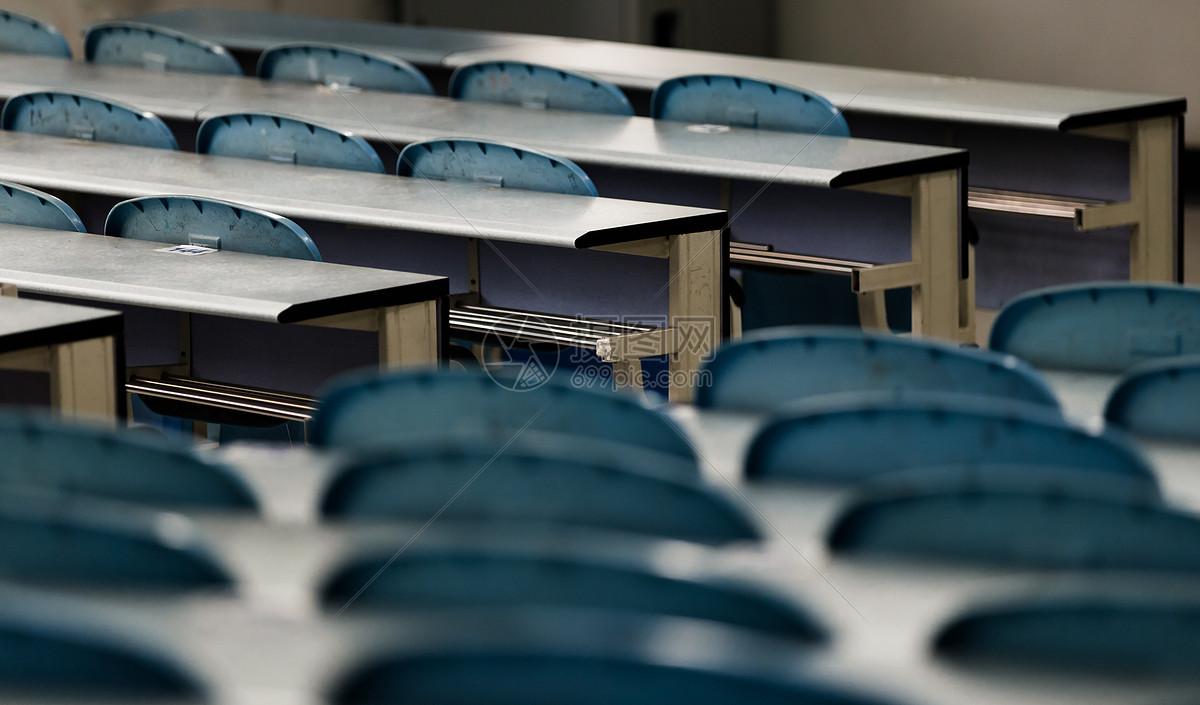 四川大学江安校区教学楼内景