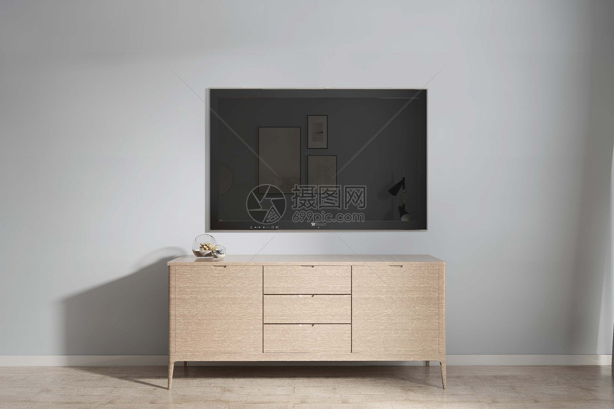 电视橱柜组合图片