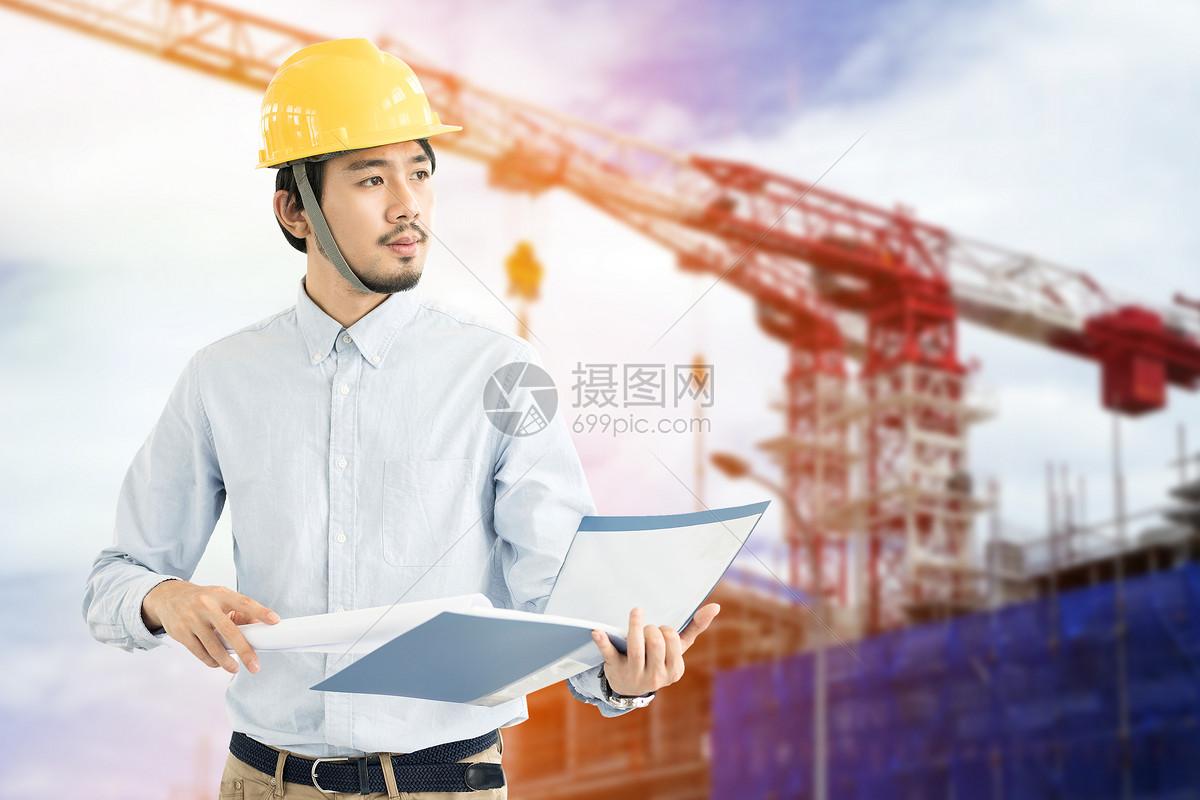 施工场景图片