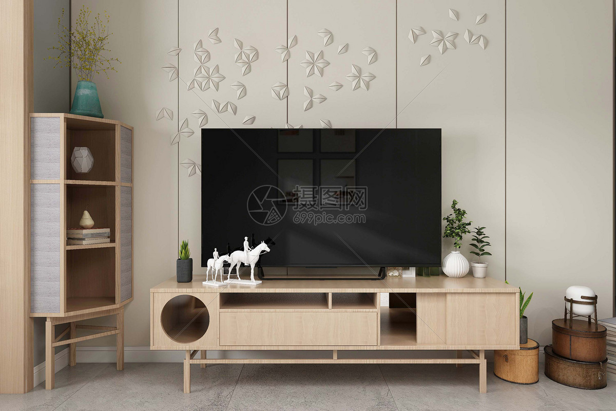 电视背景墙图片