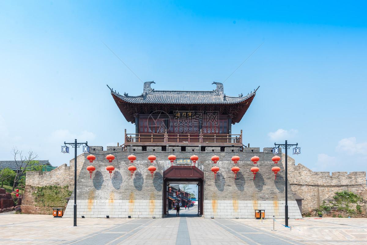 江西赣州老城区图片