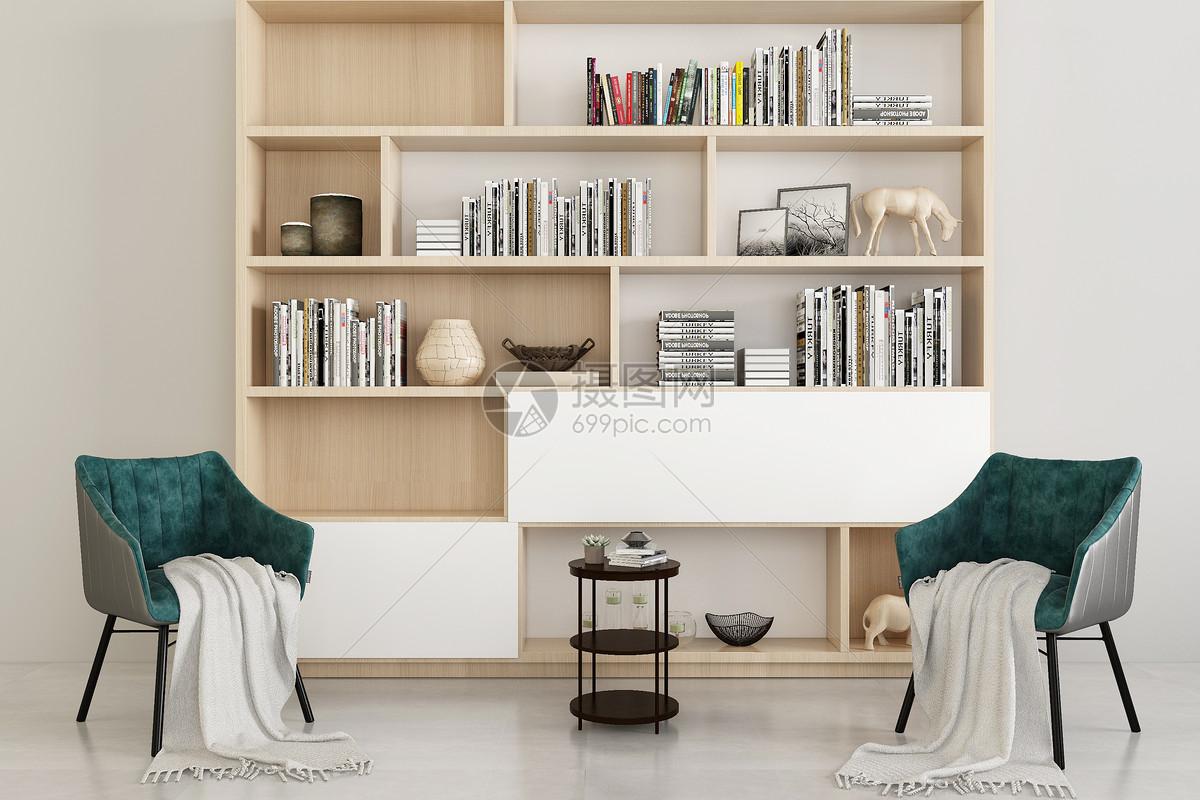 室内休闲区图片