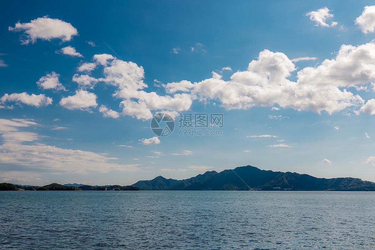 庐山西海美图图片