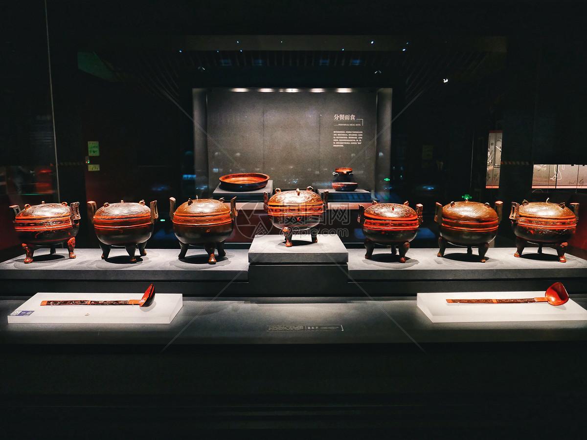 博物馆汉代展品图片
