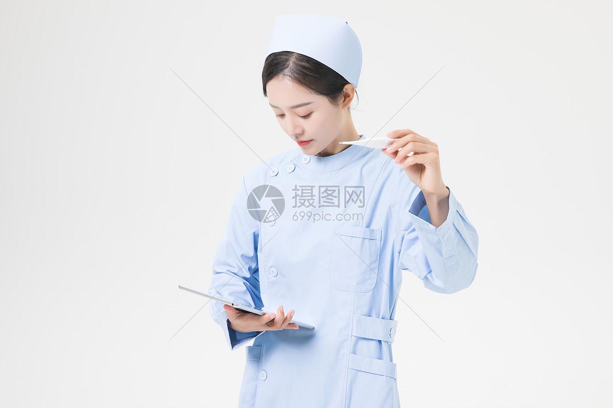 护士形象图片