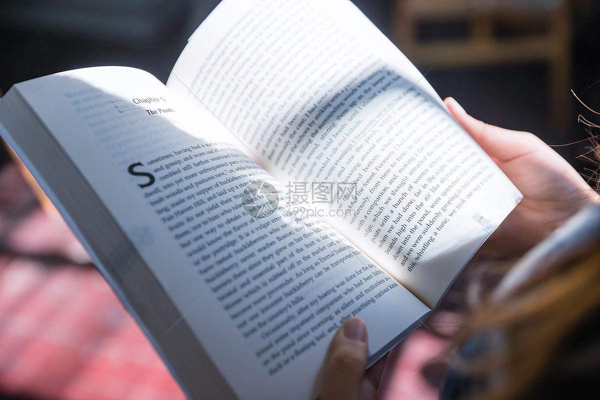 阅读特写图片