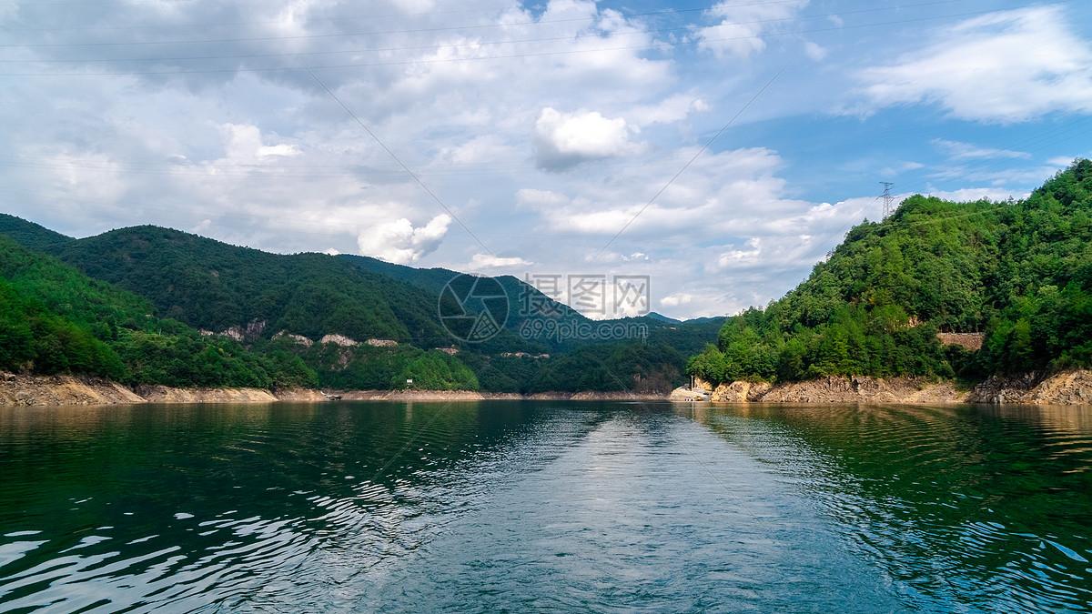 浙江云和仙宫湖图片