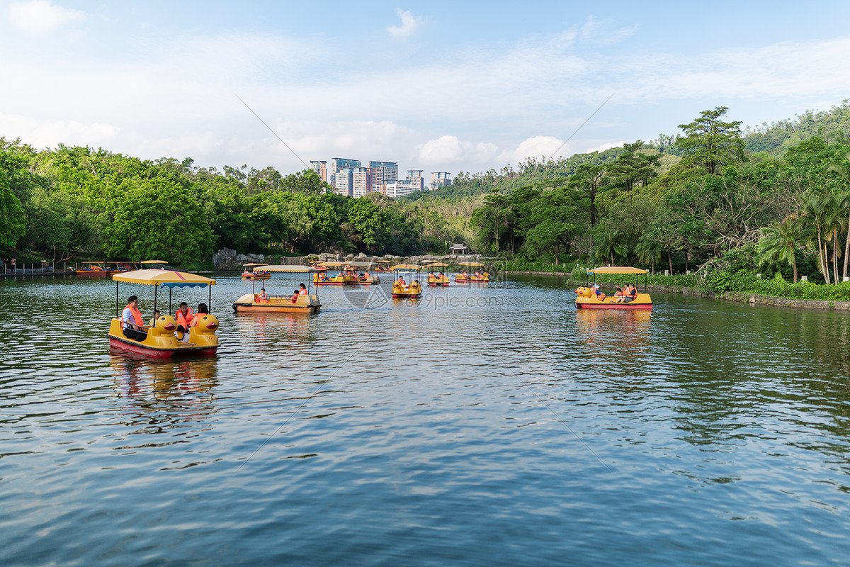 深圳市笔架山公园图片