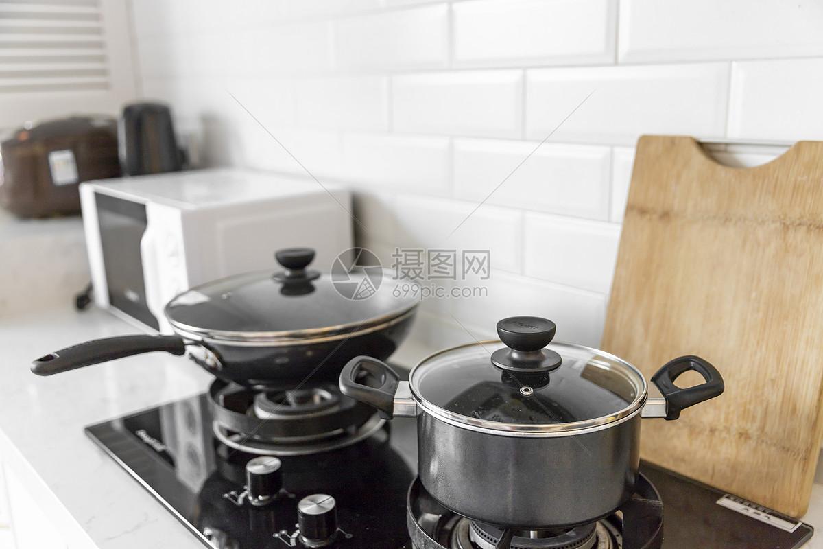 家居厨房图片