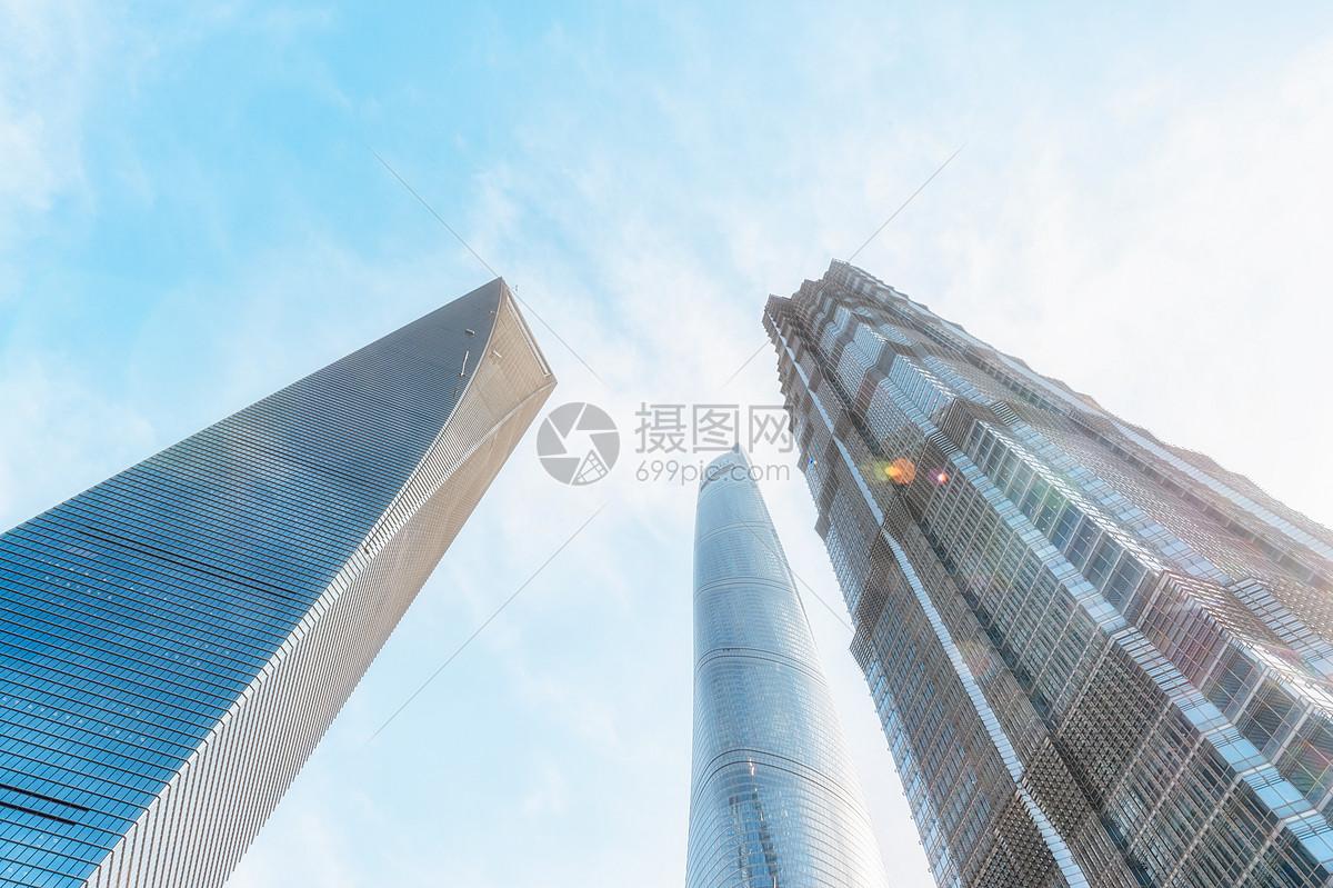 上海外滩金融中心图片