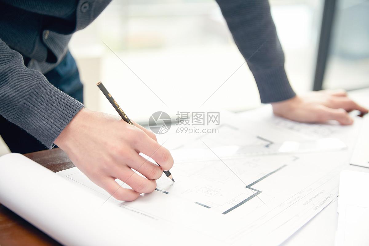 查看施工图纸图片