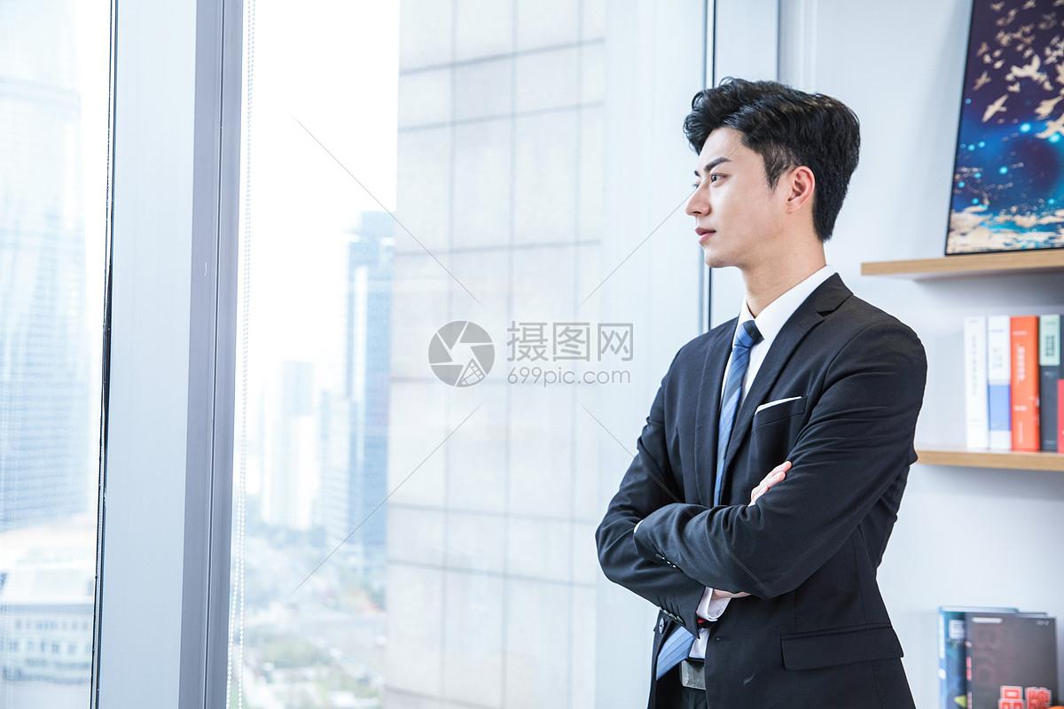 商务男性图片