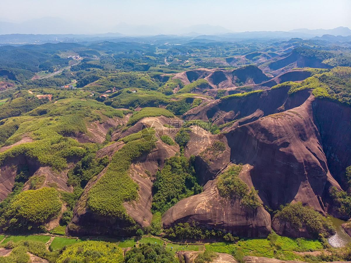 湖南郴州飞天山国家地质公园图片