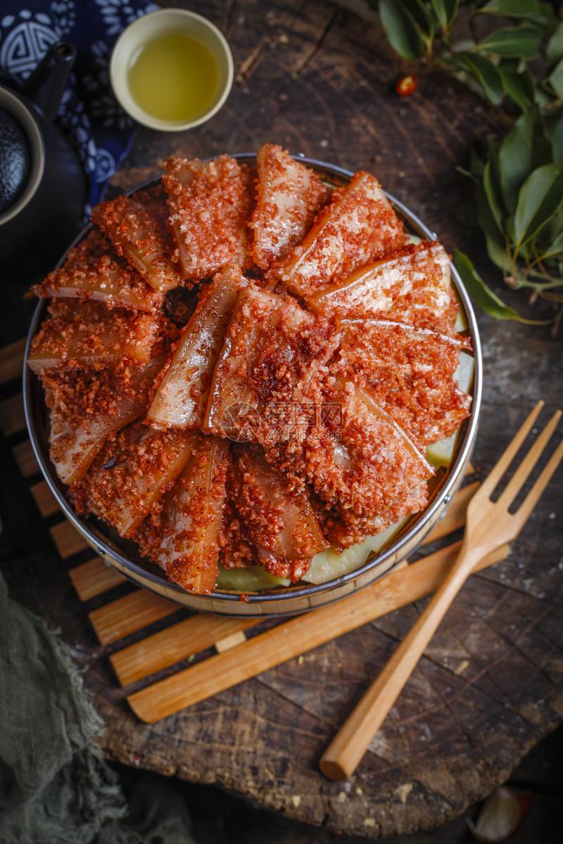 粉蒸肉食材图片
