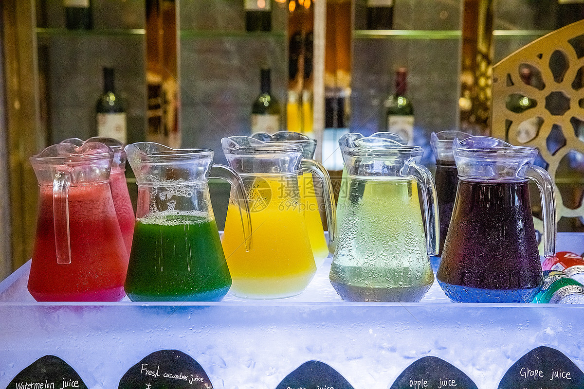 饮料果汁图片