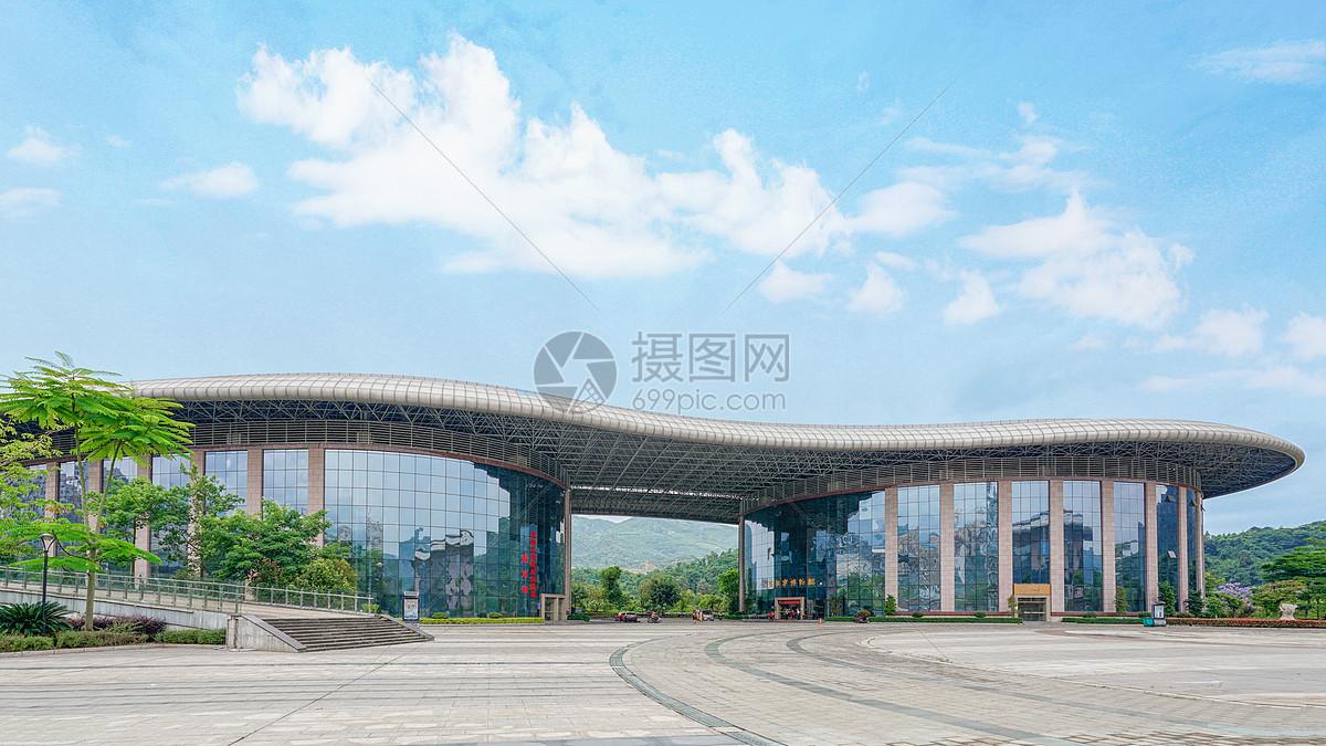 三明城市文化中心图片